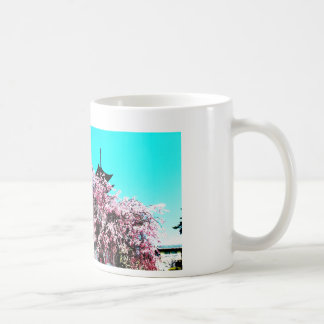 Feeling Miyajima of good spring* Massive rock Classic White Coffee Mug