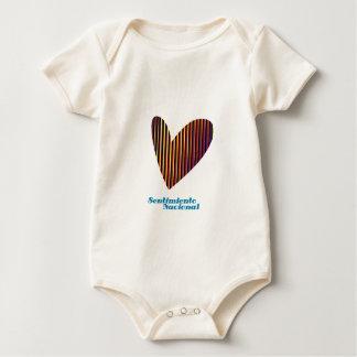 Feeling Nacional Venezuela Baby Bodysuit