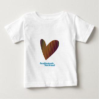 Feeling Nacional Venezuela Baby T-Shirt