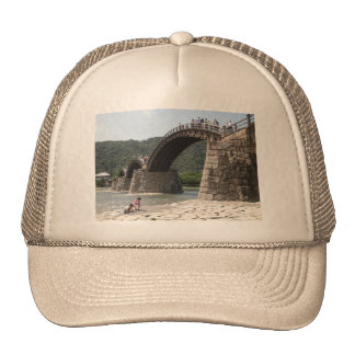 Feeling on brocade band bridge good certain day trucker hat