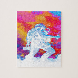 Feeling On Top Of the Moon Jigsaw Puzzle