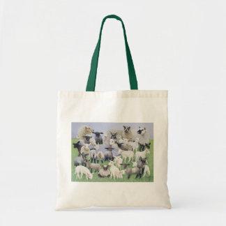 Feeling Sheepish Tote Bag
