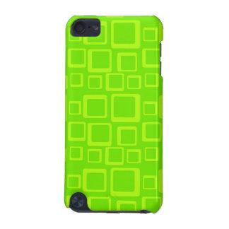 Feeling Sixties Green on Green iPod Case