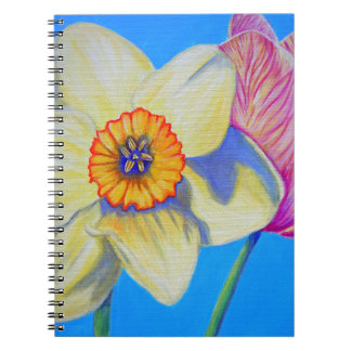 Feeling Springy Spiral Note Books