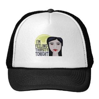 Feeling Thirsty Trucker Hat