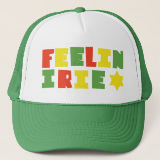 Feeln' Irie Trucker Hat