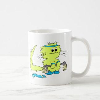 Feel'n Strong mood mug