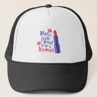 Feels Good Trucker Hat