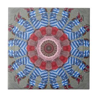 Feet In The Air, Morris Dance Design Ceramic Tiles