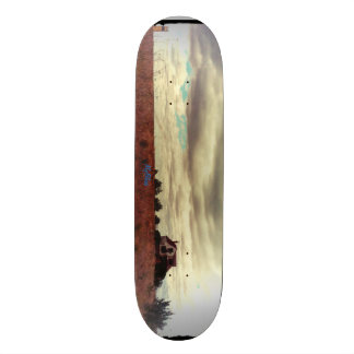 Feet in the Clouds Skateboard Deck