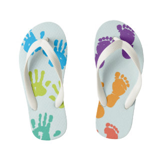 Feet n Hands Flip Flops