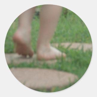 feet stickers