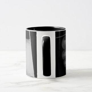 feet xray mug standing