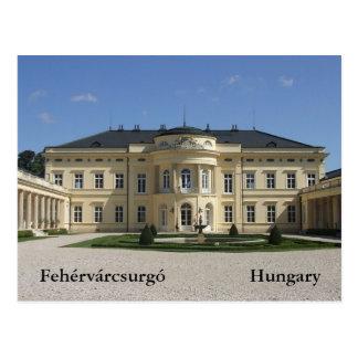 Fehervarcsurgo Postcard