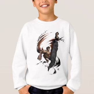 Fei Long High Kick Sweatshirt