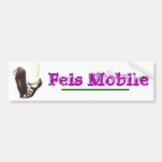 Feis Mobile Bumper Sticker