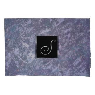 Feisty Bed | Custom Lavender Purple Splatter | Pillowcase