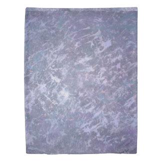 Feisty Bed | Lilac Lavender Purple Splatter | Chic Duvet Cover