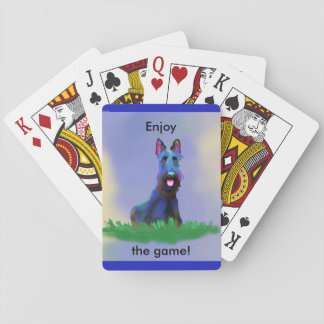 Feisty Scotty Card Deck