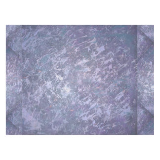 Feisty Table   Lavender Lilac Purple Splatter   Tablecloth