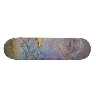 feli´s unicorn skateboard
