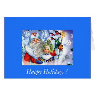 Felice Navidad! Xmas Card