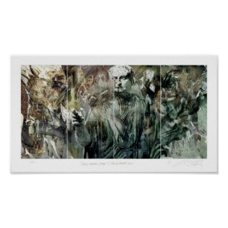 Felicior Augustus/2nd stage/Roman Portrait Series Poster