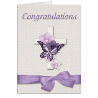 Félicitations de baptême cartes de vœux
