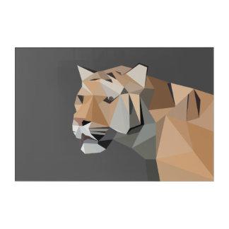 Feline Acrylic Wall Art