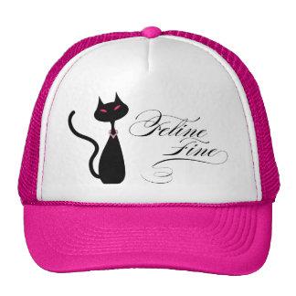 Feline Fine Trucker Hat