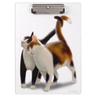 Feline Friends Cat Clipboard