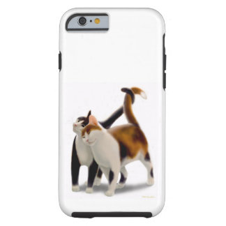 Feline Friends Cat iPhone 6 Tough Case