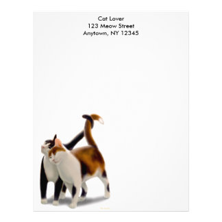 Feline Friends Letterhead