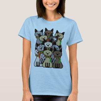 Feline Good Cats T-Shirt