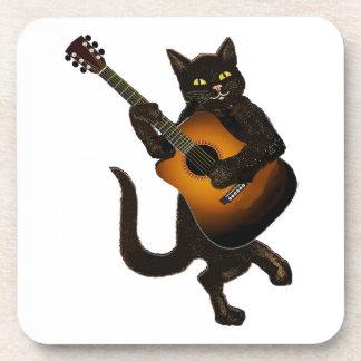 Feline Tune Coaster
