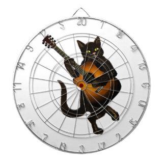 Feline Tune Dartboard