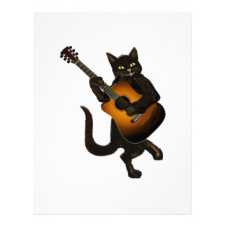 Feline Tune Letterhead