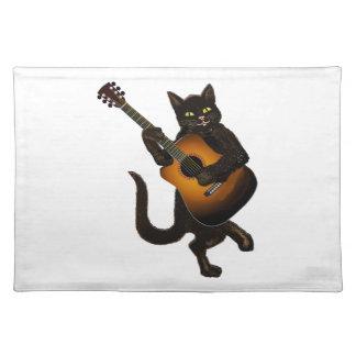 Feline Tune Placemat