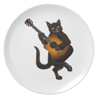 Feline Tune Plate