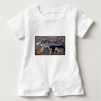 Felines of Costa Rica - Big cats Baby Romper