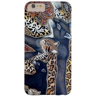 Felines of Costa Rica - Big cats Barely There iPhone 6 Plus Case