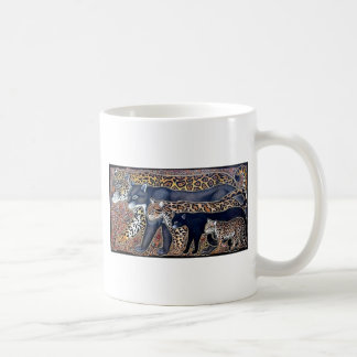 Felines of Costa Rica - Big cats Coffee Mug