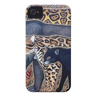 Felines of Costa Rica - Big cats iPhone 4 Cover