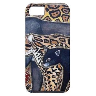 Felines of Costa Rica - Big cats iPhone 5 Case