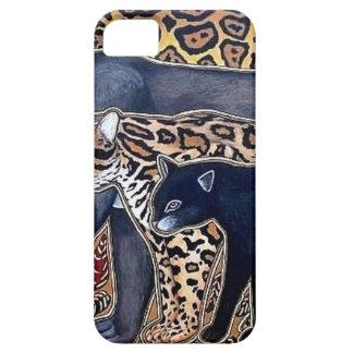 Felines of Costa Rica - Big cats iPhone 5 Cover