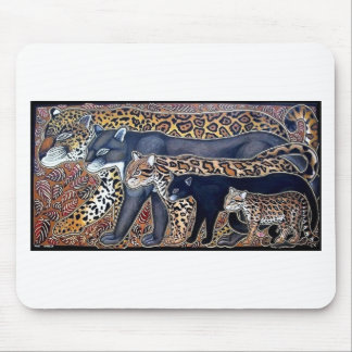 Felines of Costa Rica - Big cats Mouse Pad
