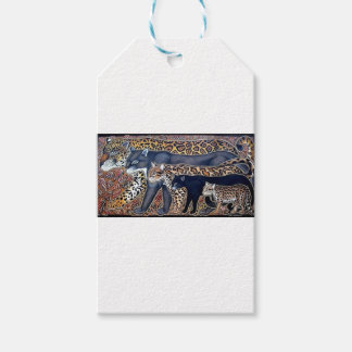 Felines of Costa Rica - Big cats Pack Of Gift Tags