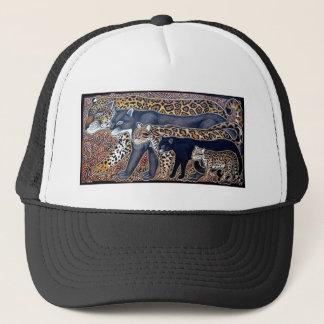 Felines of Costa Rica - Big cats Trucker Hat