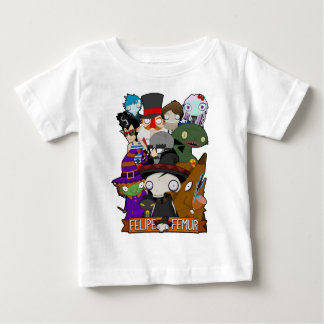 Felipe Femur & Friends Baby T-Shirt