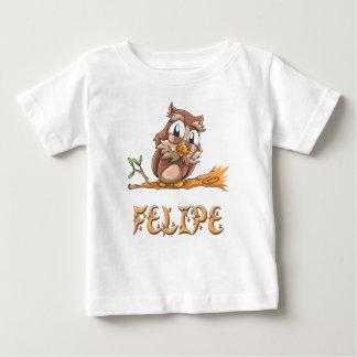 Felipe Owl Baby T-Shirt
